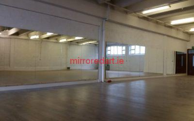 A large two floor studio for dance yoga and pilates East wall Dublin 1.