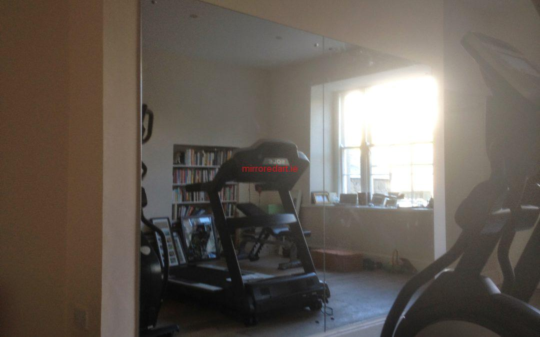 Home gym in Monkstown Dublin